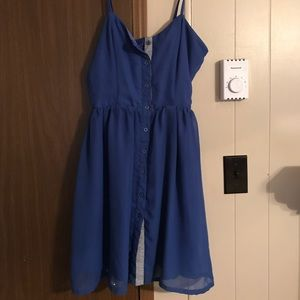 Tommy Girl Button Up Dress